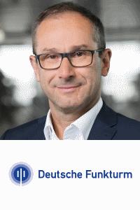Bruno Jacobfeuerborn, CEO, Deutsche Funkturm