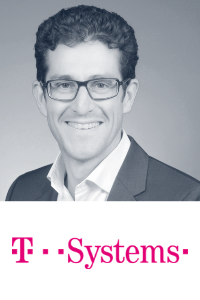 Felix Wunderer, Vice President, IoT Products & Services, T-Systems