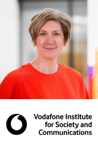Inger Paus, Managing Director, Vodafone Institute for Society and Communications