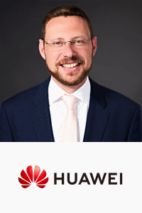 Ingobert Veith, Public Policy Director, Huawei Technologies Deutschland