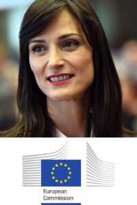 Mariya Gabriel, European Commissioner for Digital Economy and Society, European Commission