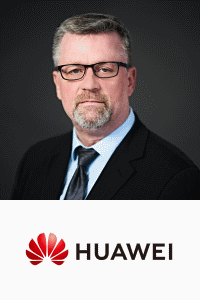 Michael Lemke, Senior Technology Principal (ICT), Huawei Technologies Deutschland
