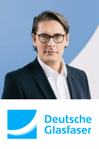 Uwe Nickl, CEO, Deutsche Glasfaser