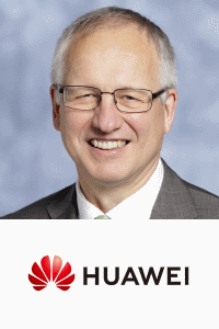 Walter Haas, CTO, Member of the Management Board, Huawei Technologies Deutschland