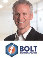David Dornan, Senior Vice President and Head of Research, Bolt Biotherapeutics