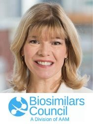 Christine Simmon  Executive Director/ Senior Vice President, Policy & Strategic Alliances Biosimilars Council / Association of Accessible Medicines