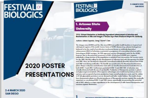 2020 poster presentations