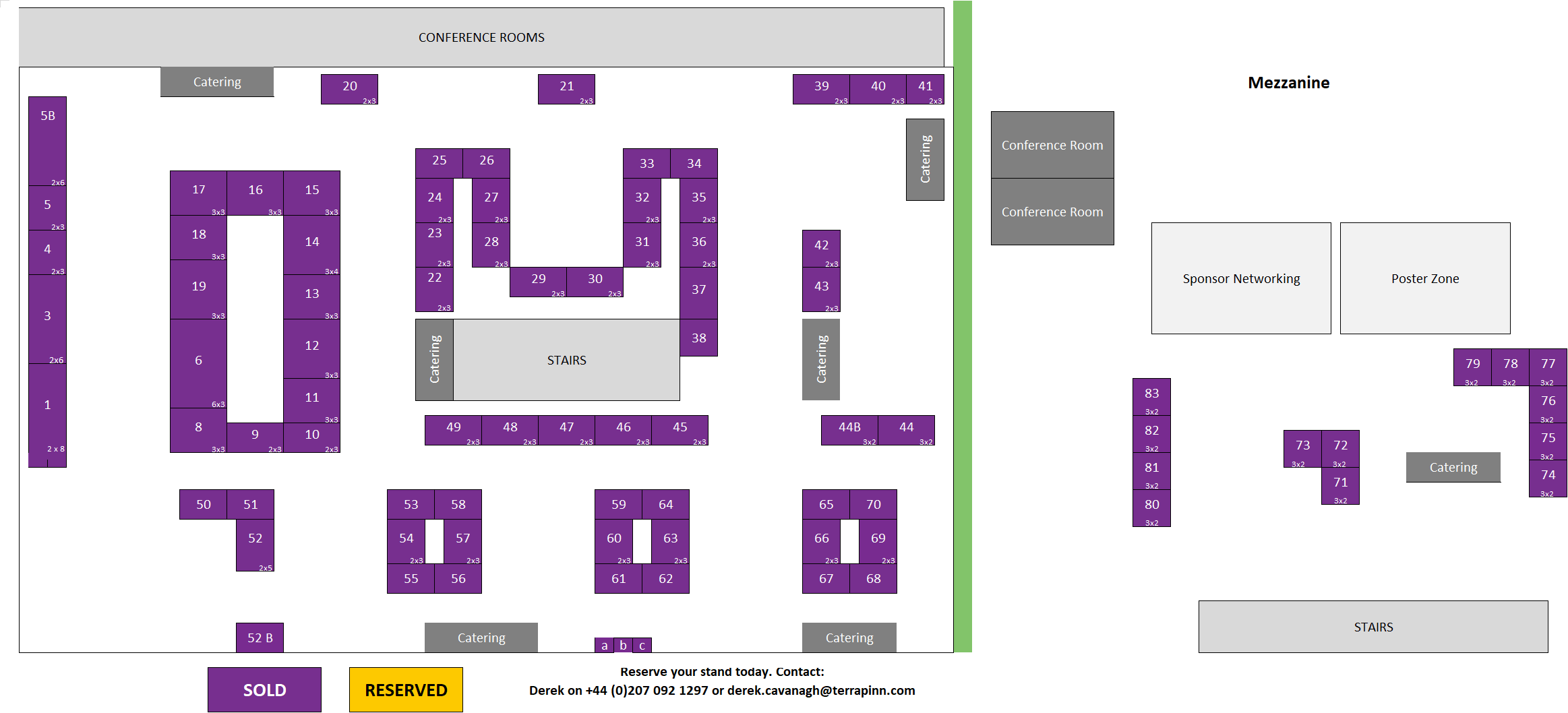 Floor Plan 11 October