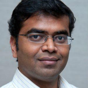 Anguraj Sadanandam speaking at BioData & Genomics Live