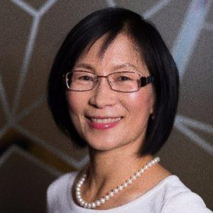 Yiu-Lian Fong speaking at BioData & Genomics Live