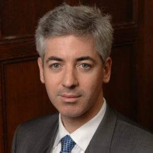 Bill Ackman speaking at Middle East investment Summit