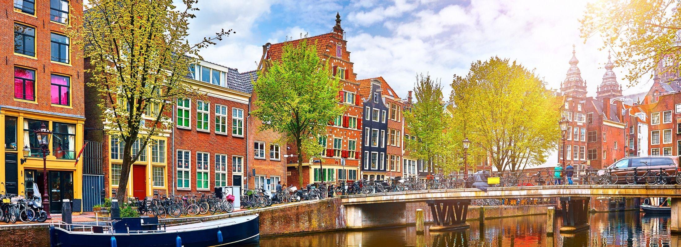 World Passenger Festival venue, Amsterdam