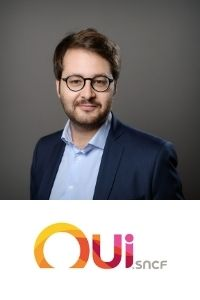 Arnaud Coiffard, Chief Strategy & Innovation Officer, Oui.SNCF