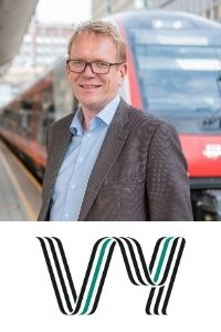 Arne Fosen, CEO & Director Passenger Trains, VY