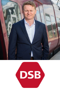 Aske Weith Knudsen, SVP Sustainability, DSB