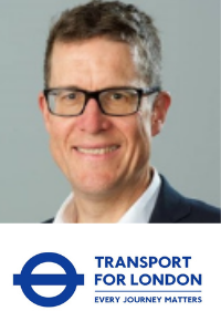 Mr Ben Plowden, Director, Strategy, Planning And Surface Transport, Transport for London