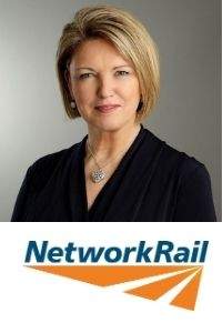Charlene Wallace, National Passenger & Customer Experience Director, Network Rail