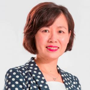 Jeny Yeung speaking at World Passenger Festival