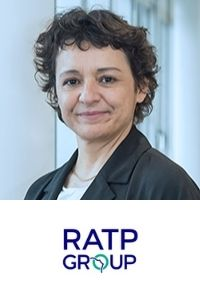 Vania Ribeiro, CDO, RATP