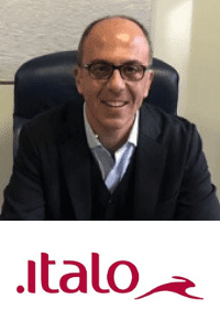 Gianbattista La Rocca, CEO, NTV at World Rail Festival