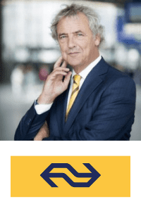 Roger Van Boxtel, CEO, NS at World Rail Festival