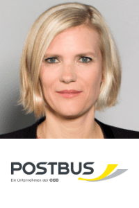 Silvia Kaupa-Gotzl, MD, Postbus Austria at World Rail Festival