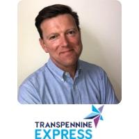 Alex Saxton   Product Lead - Rail   Transpennine Express speaking at World Rail Festival