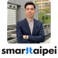 Damien Chin   Project Manager   Taipei Smart City Project Management Office speaking at World Rail Festival