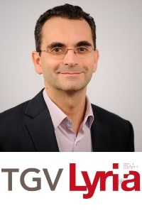 Fabien Soulet, CEO, TGV Lyria at World Rail Festival