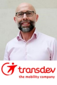 Giancarlo Scaremelli, Commercial Director, Transdev at World Rail Festival