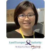 Joyce Tay | Deputy Director of Public Transport Promotion | LTA Singapore » speaking at World Rail Festival