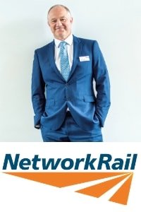 Andrew Haines at Rail Live