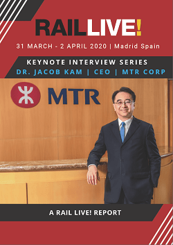 Keynote Interview Series - Dr Jacob Kam, CEO of MTR Corp