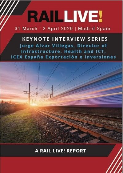 Keynote Interview Series - Jorge Alvar Villegas, Director of Infrastructure, Health and ICT, ICEX España Exportación e Inversiones