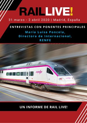 Keynote Interview Series - María Luisa Poncela, International Director, RENFE