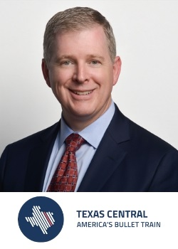 Tim Keith, President, Texas Central