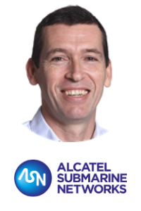 Olivier Courtois, Director of Product Strategy, Management & Marketing, Alcatel Submarine Networks