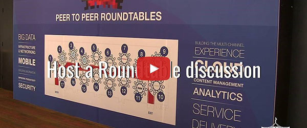 Technology in Government Roundtables Video