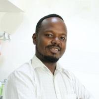 Daniel Kyama,  speaking at Telecoms World Africa