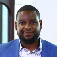 George Njuguna,  speaking at Telecoms World Africa