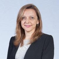 Isabelle Hajri, speaking at Telecoms World Africa