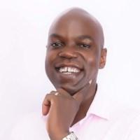 Moses Okundi speaking at Telecoms World Africa