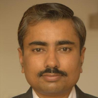 Neelesh Singh,speaking at Telecoms World