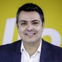 Nikos Angelopoulos, speaking at Telecoms World Africa