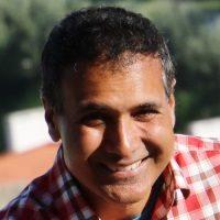 Rajesh Yadav,  speaking at Telecoms World Africa