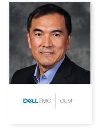 David Lin at Telecoms World Asia 2019 2019