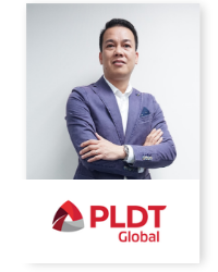 Joel Lumanlan at Telecoms World Asia 2019 2019