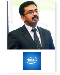 Rajesh Viliyakath at Telecoms World Asia 2019 2019