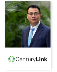 Ricky Chau at Telecoms World Asia 2019 2019