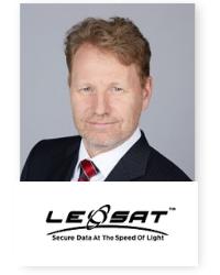 Ronald van der Breggen at Telecoms World Asia 2019 2019